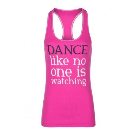 DANCE IT OUT TANK LORNA JANE SPAIN