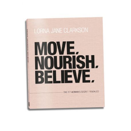 LIBRO MOVE NOURISH BELIEVE
